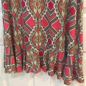 R Rouge Dresses - Boutique Plus Size Gorgeous Dress 1XL EUC